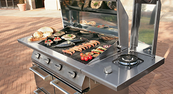 Barbeque Outdoor
